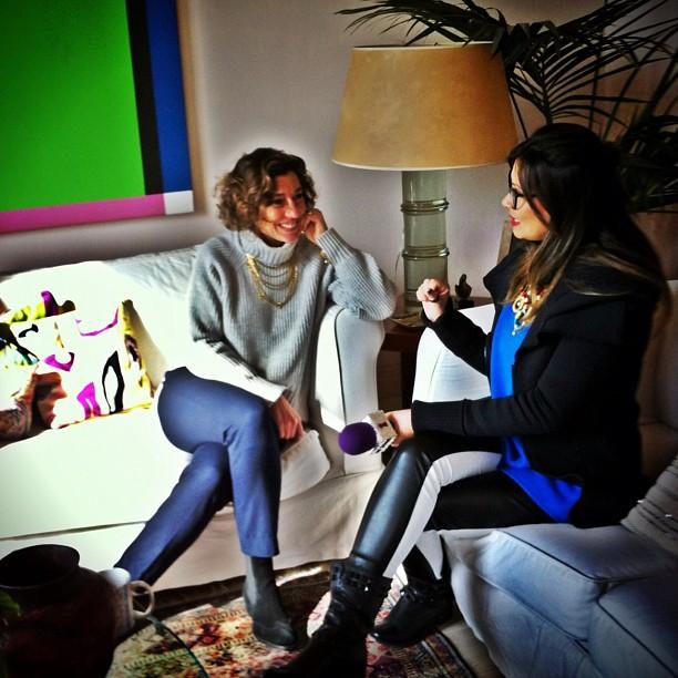 76a1d33c3e24e Passeando por Florença com Erika Okazaki e conversando sobre Florença, ser  filha de uma diva e ser blogueira.