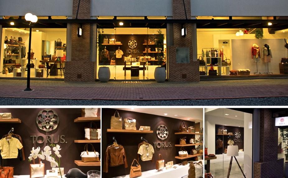 A loja conceito em Balneário de Camburiú