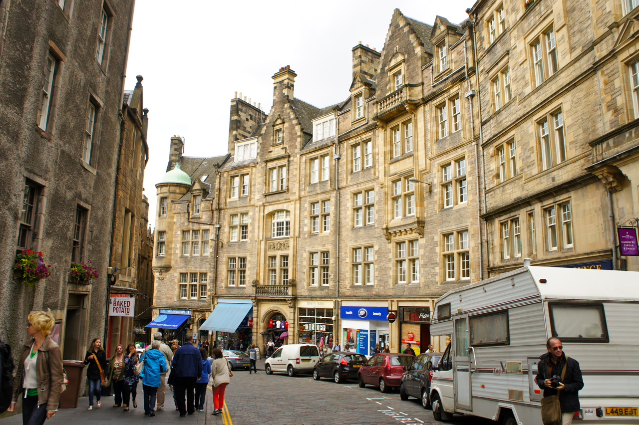 Escócia: o Festival e Fringe de Edimburgo