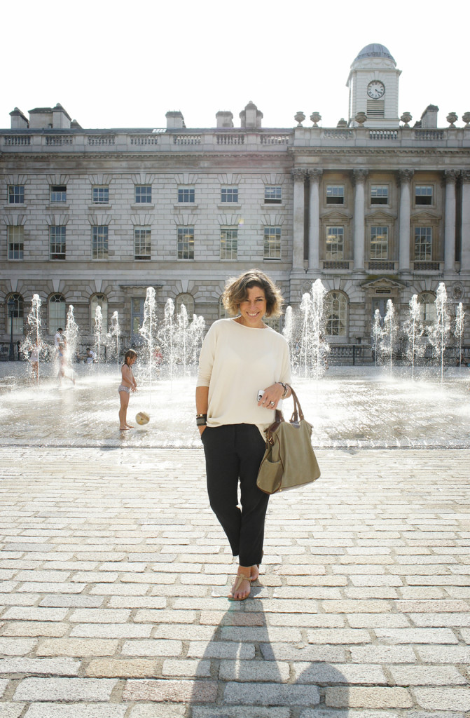 Passeando pela Somerset House