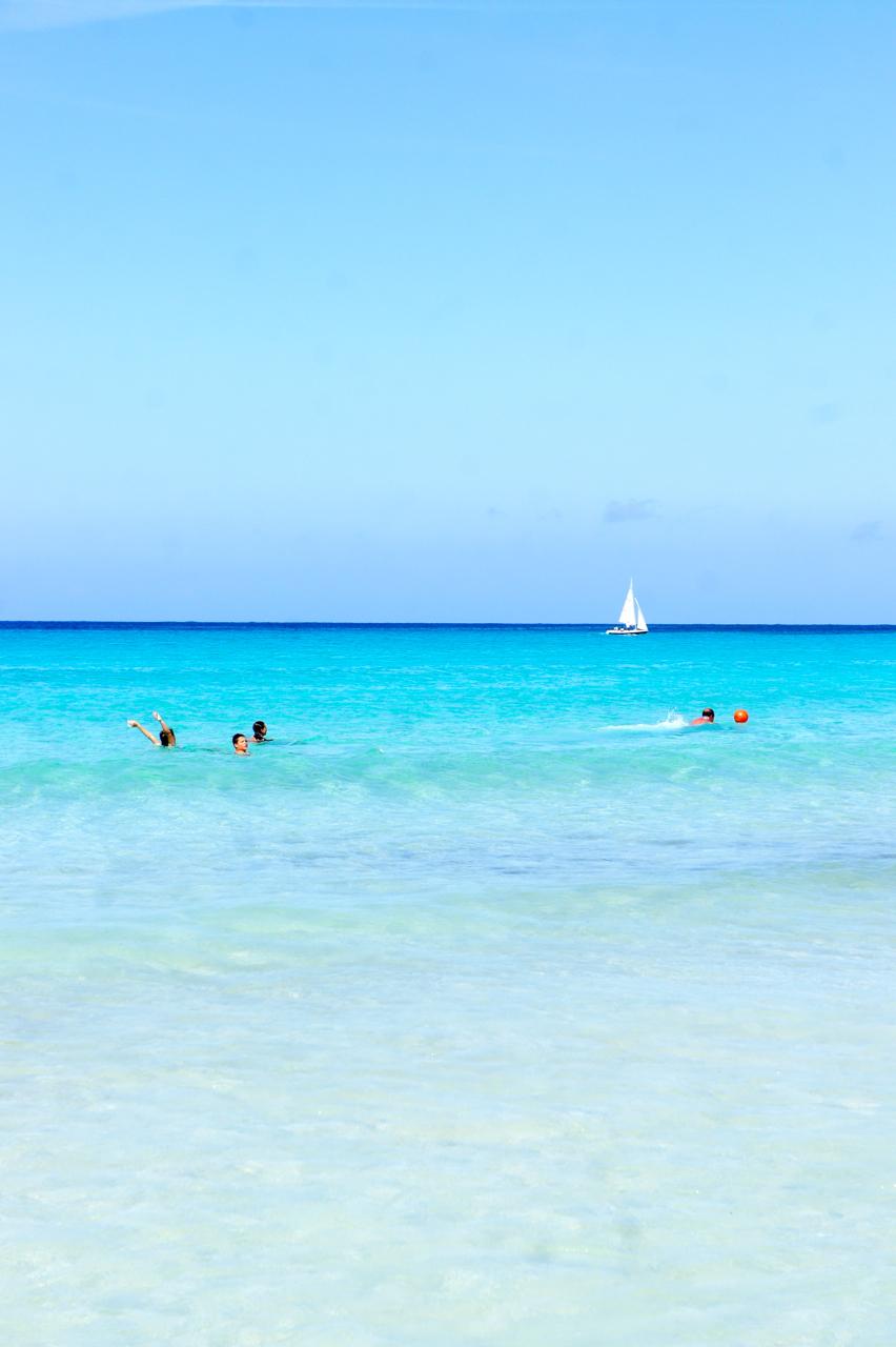 Sicília, San Vito lo Capo: linda praia na Itália