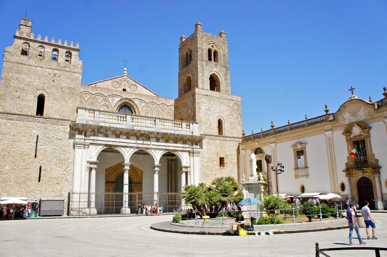 Sicilia: Catedral de Monreale