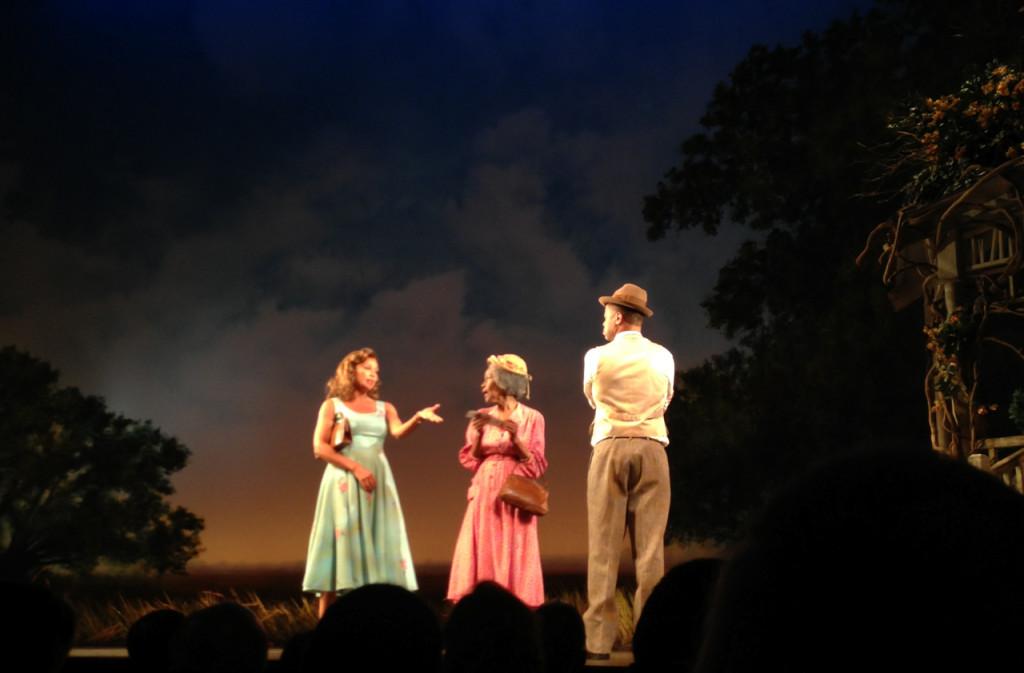 O cast era importante!! Cuba Gooding Jr, Vanessa Williams e a Incrível Cicely Tyson que ganhou um Tony Award pela sua parte.