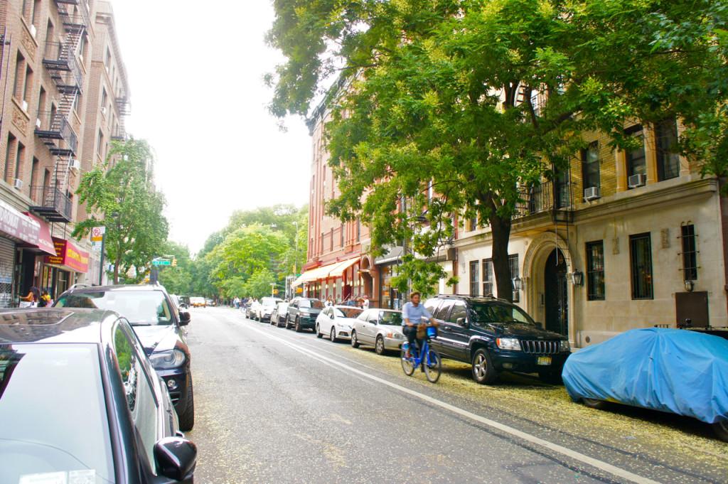 Passeando por Nova Iorque, às vezes encontramos poesia pelas ruas...