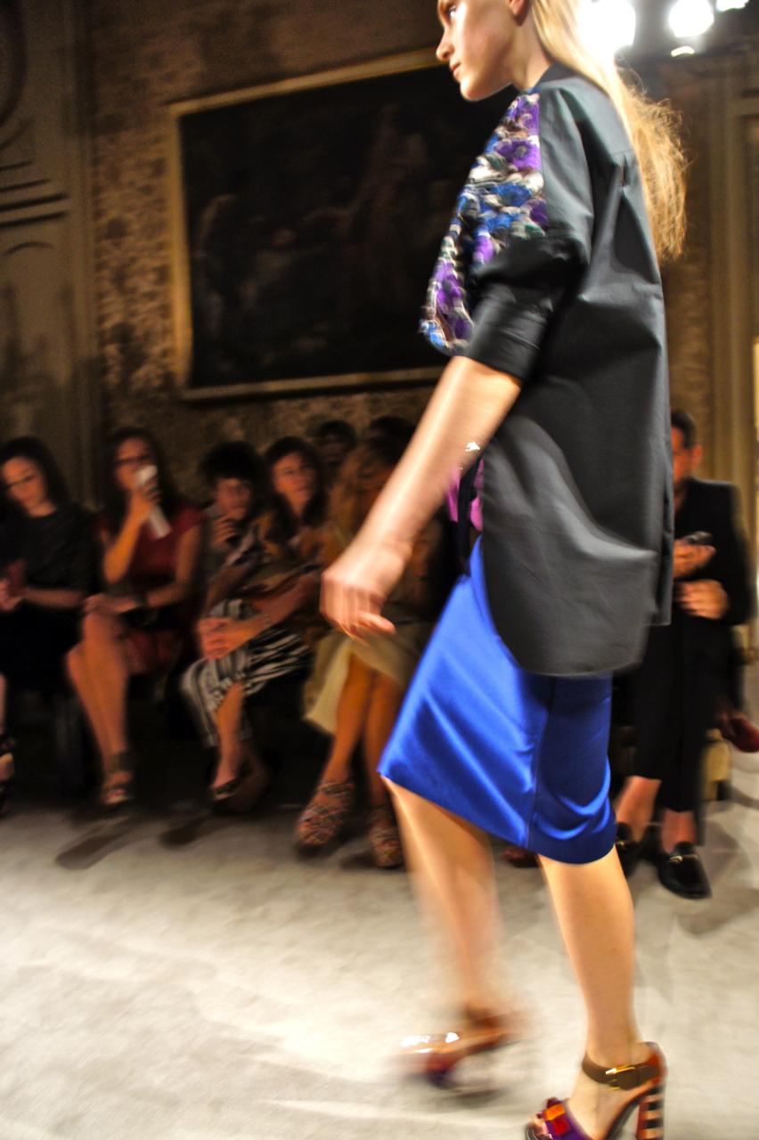 Semana de moda de Milão: as pequenas grandes marcas italianas