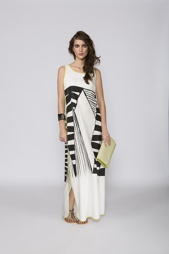 Alcaçuz: vestido longo
