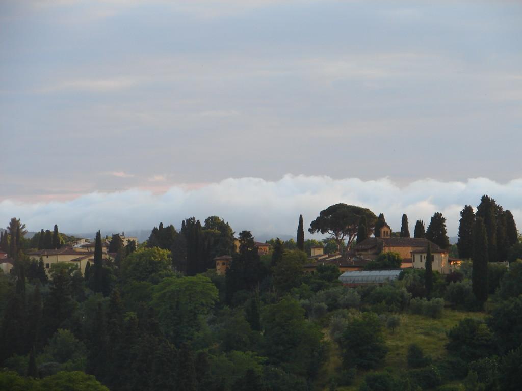 As brumas de Florença