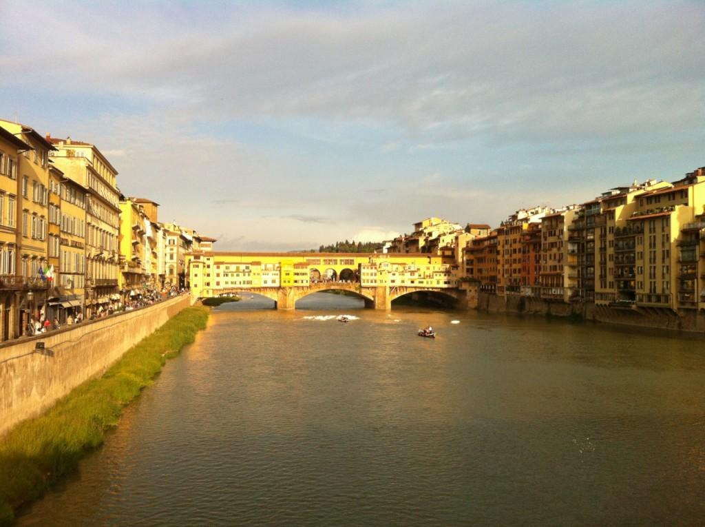 """É em Florença que a luz """"se esconde"""""""