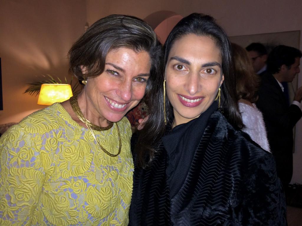 A Andrea é brasileira e acaba de vir morar em Florença.  Ela está´adorando!