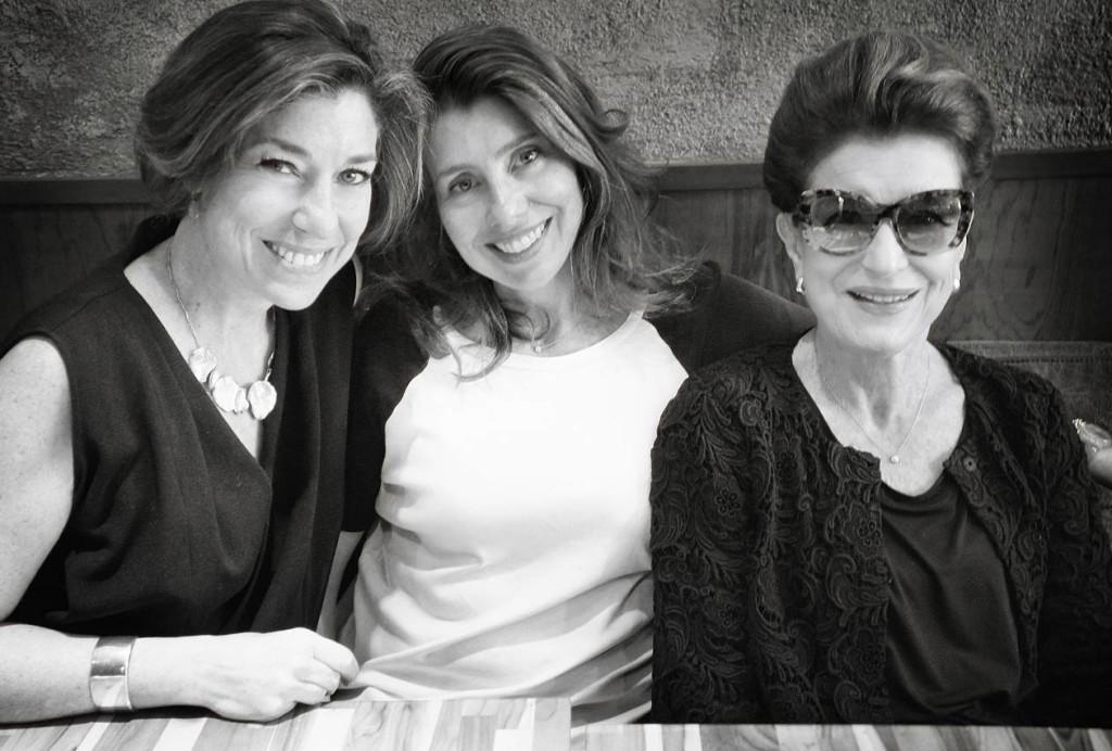Consuelo Blocker, Alessandra Blocker, Costanza Pascolato