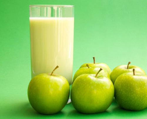 mação verde juice
