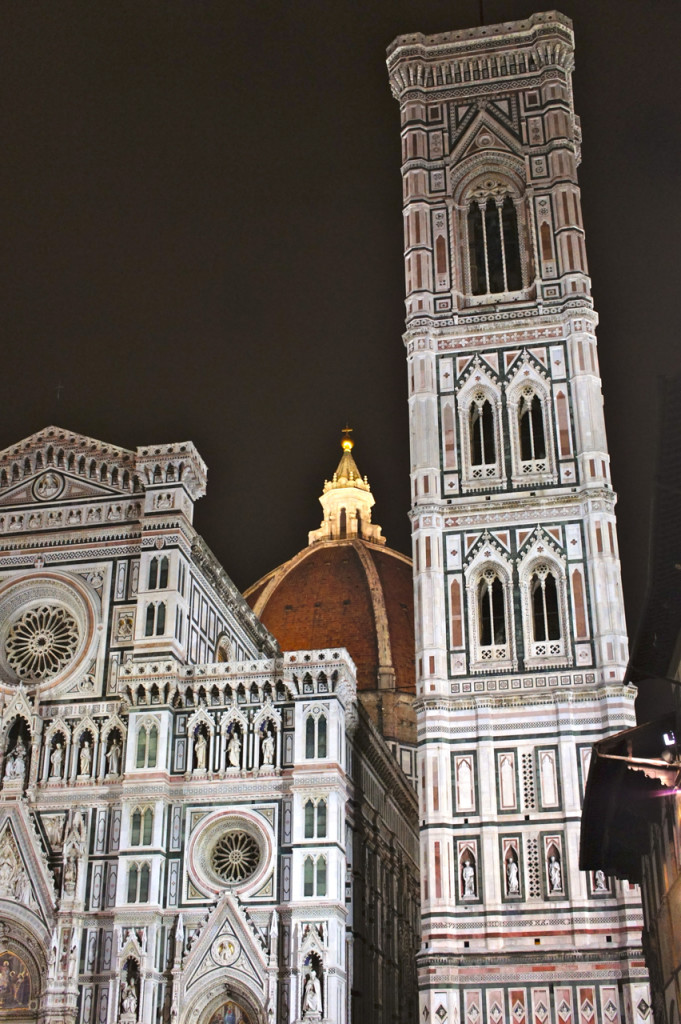E as vezes, basta ela: Firenze!!