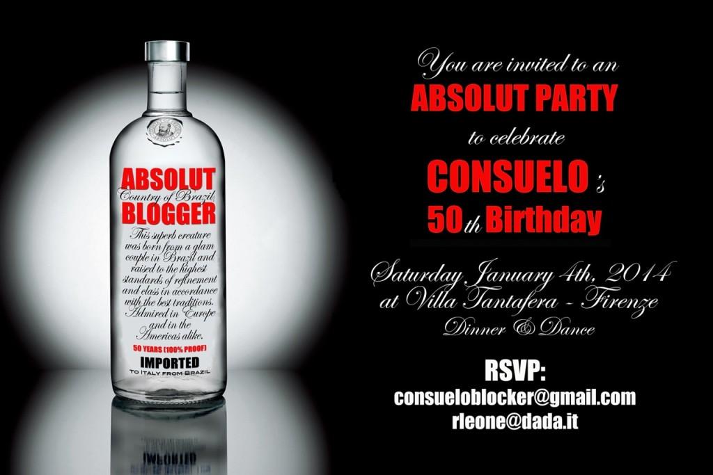 Consuelo50 Minha Festa De 50 Anos