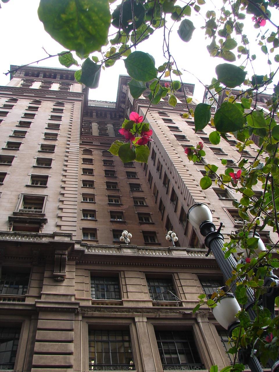 Edifício Martinelli, centro antigo de São Paulo
