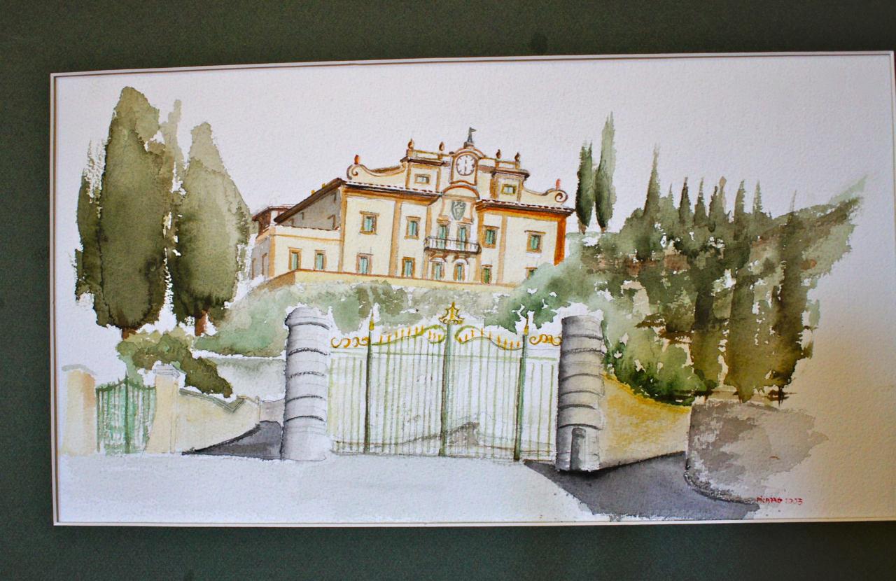 O deslumbrante atelier dos perfumes de Simone Cosac em Florença.