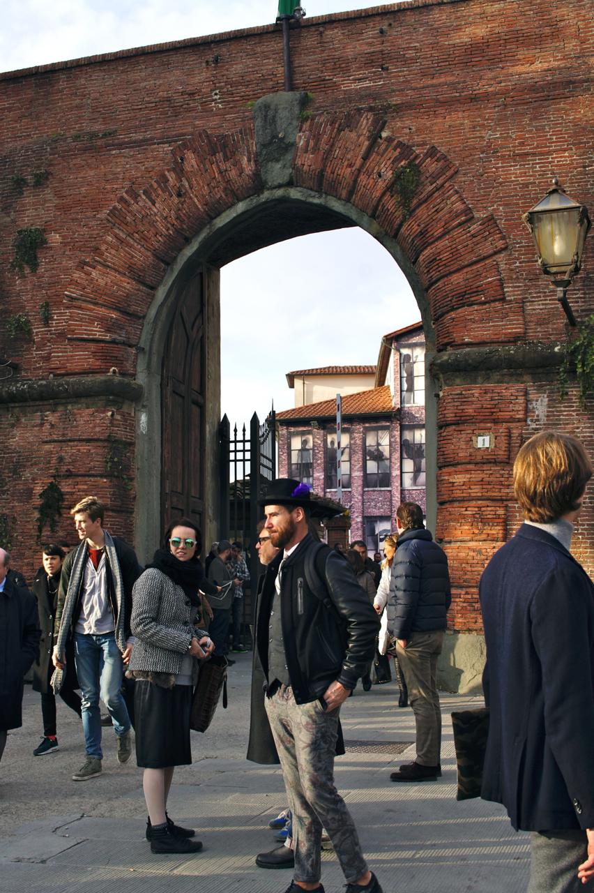 Street style fashion: mais moda masculina da Pitti Uomo.
