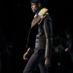 Moda masculina, desfile da Gucci