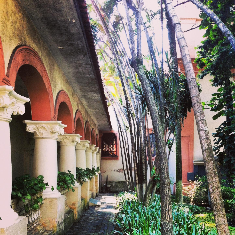 Capela da PUC, Rua Monte Alegre