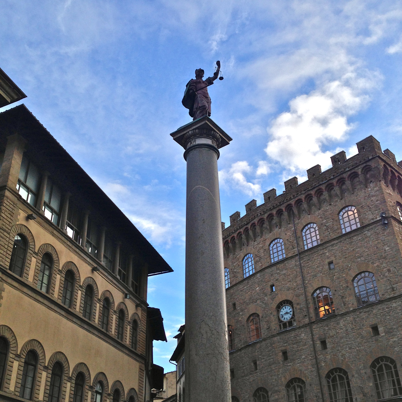 A maravilhosa Florença!