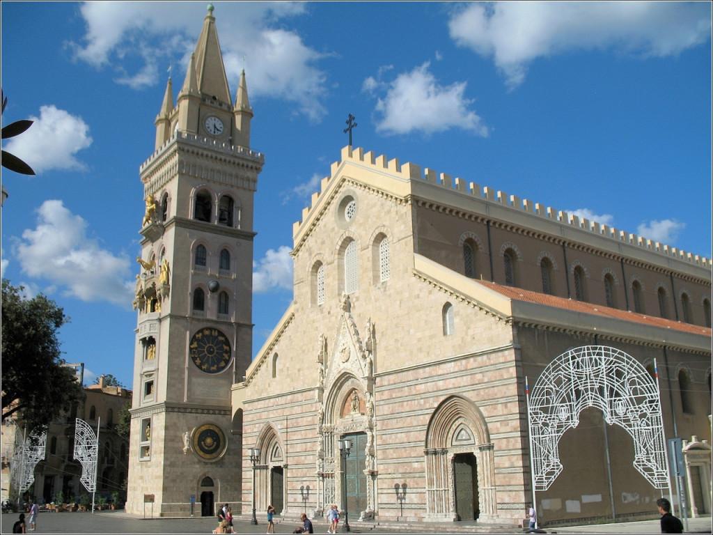 O de Messina, também na Itália, na versão dia e...