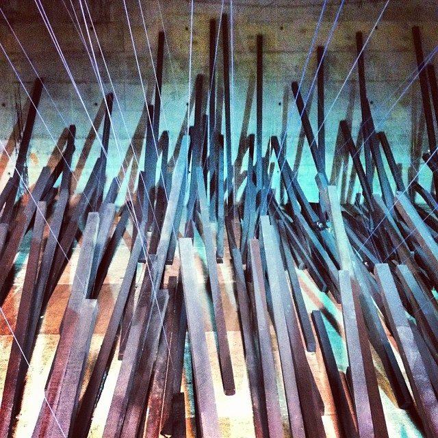 Instalação de Luiz Martins, MUBE