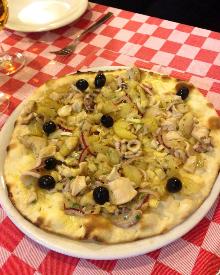 A focaccia criada pelo Rocco, foi a primeira homenagem gastronômica que me fizeram na vida!!!!!!
