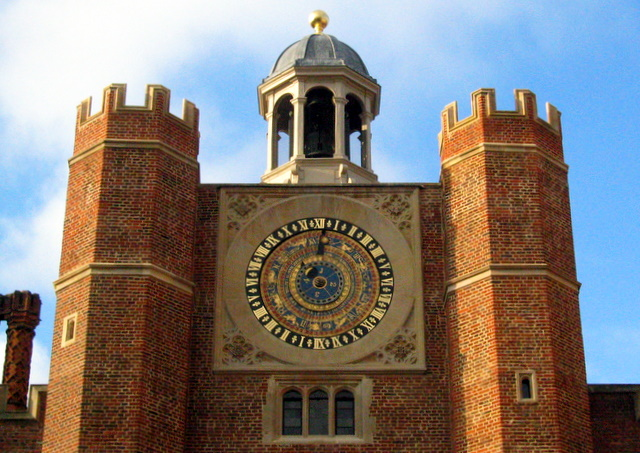 orologio Hampton_Court_Palace