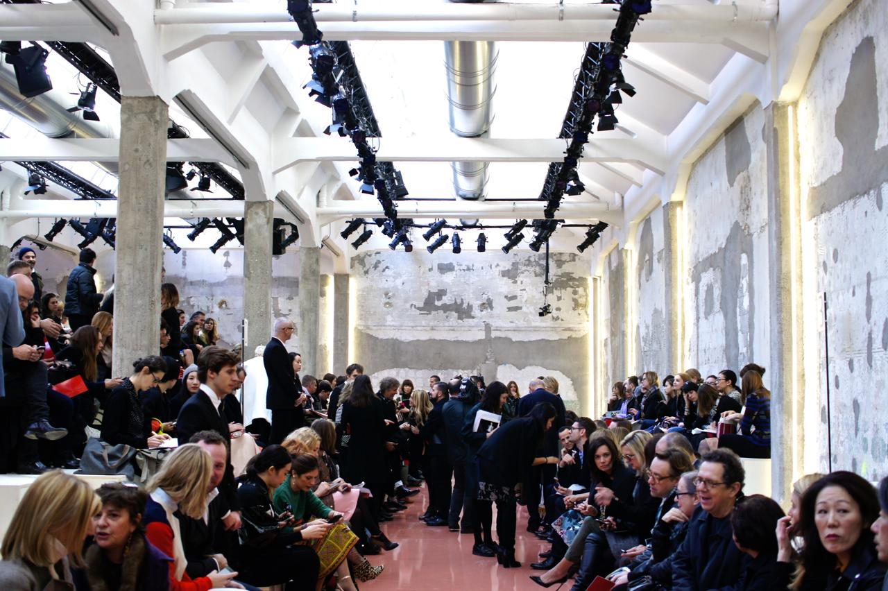 Mais algumas belezas da semana de moda de Milão…