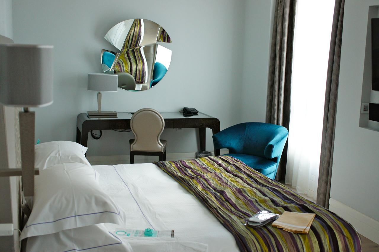 Nosso hotel em Milão: Hotel Cavour