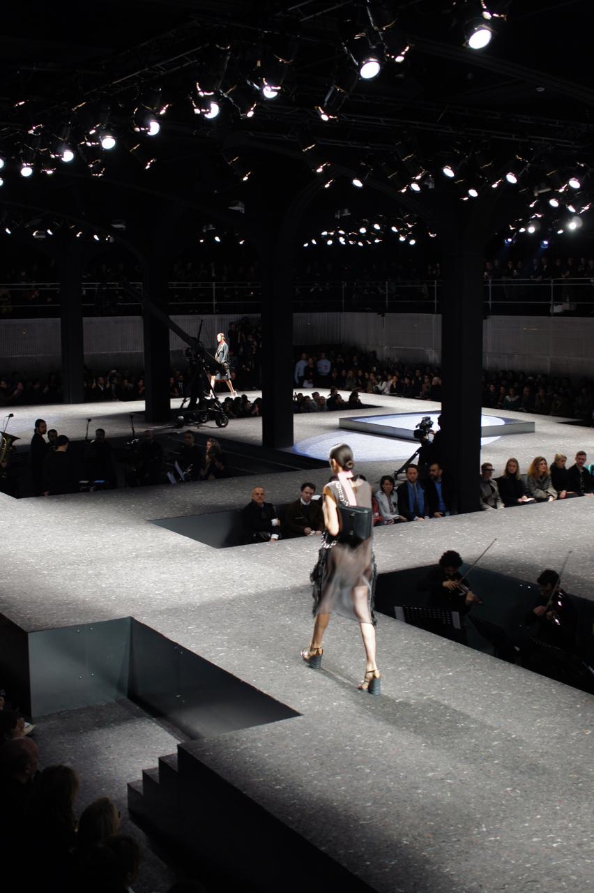 Prada Inverno 2014 na semana de moda de Milão