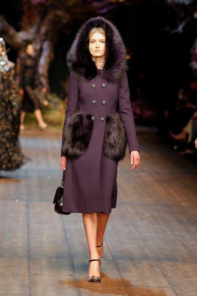 Dolce&Gabbana Woman Winter 13 (1)