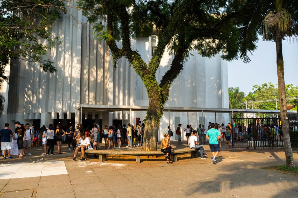 O MIS em São Paulo