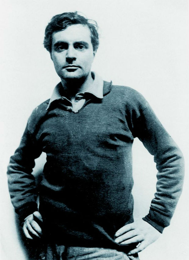 Modigliani em 1917