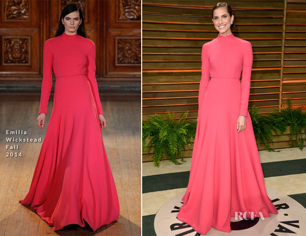 Alfinetadas no red carpet Oscars 2014!
