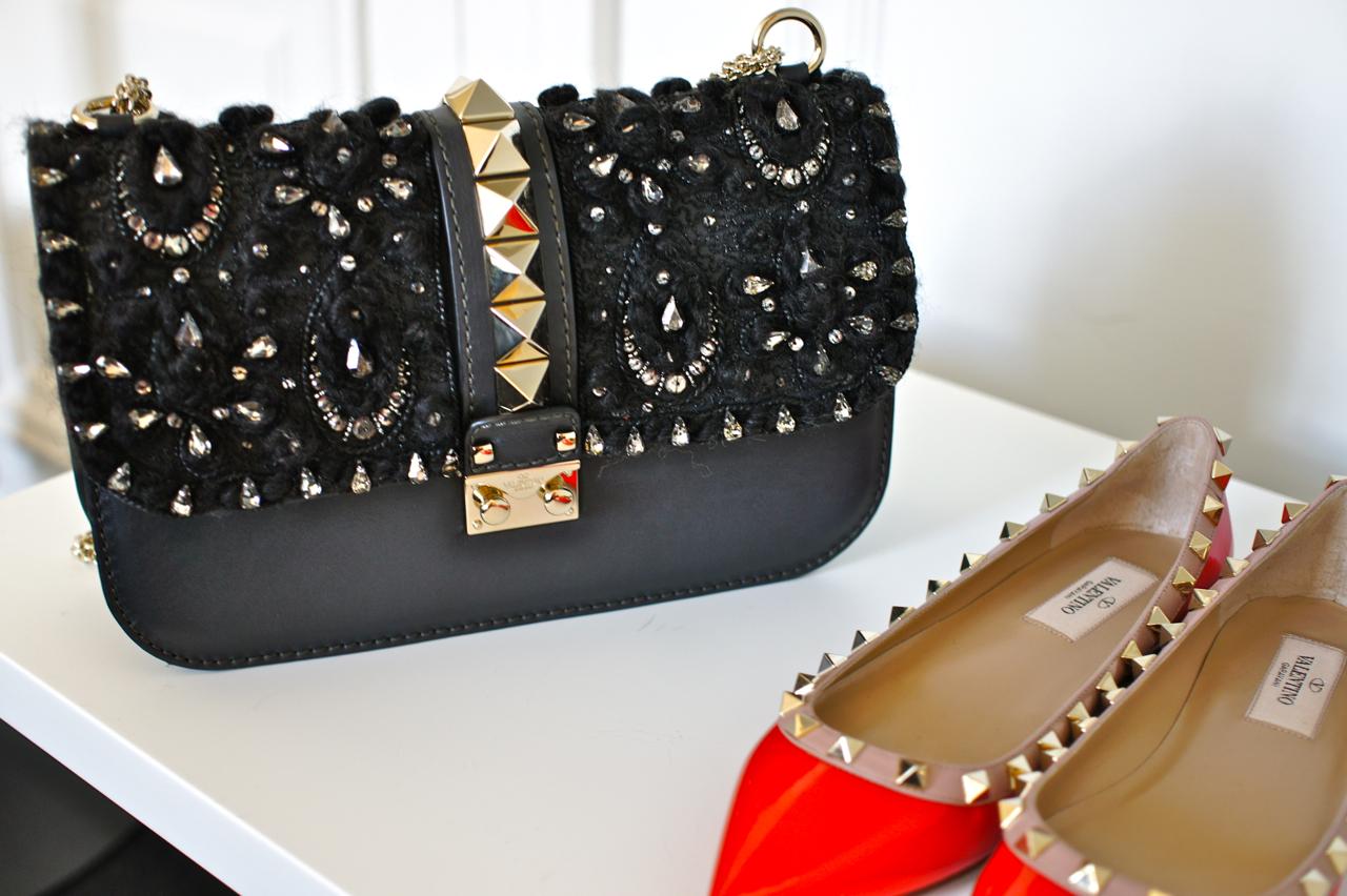 Ainda Paris, coleção deslumbrante da Valentino!! Na passarela e no showroom
