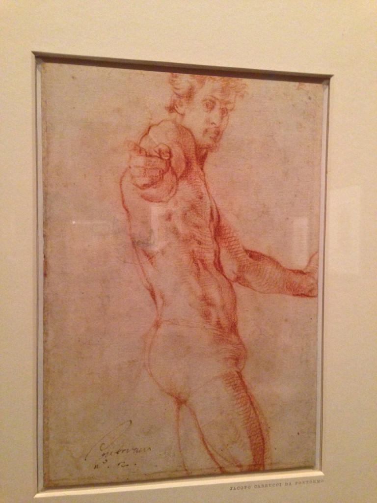 Exposição em Florença