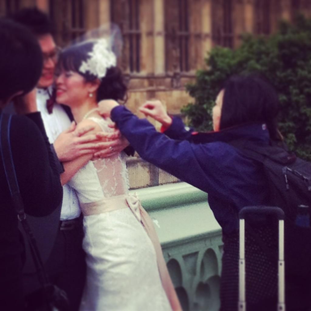 Ahaaaaaa! Mais um casamento para fechar minha coleção de fotos