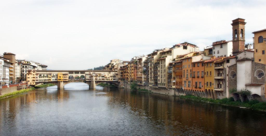 Ponte Vecchio. Foto Roberto Leone