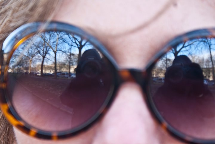 Eu e meus olhinhos curiosos!