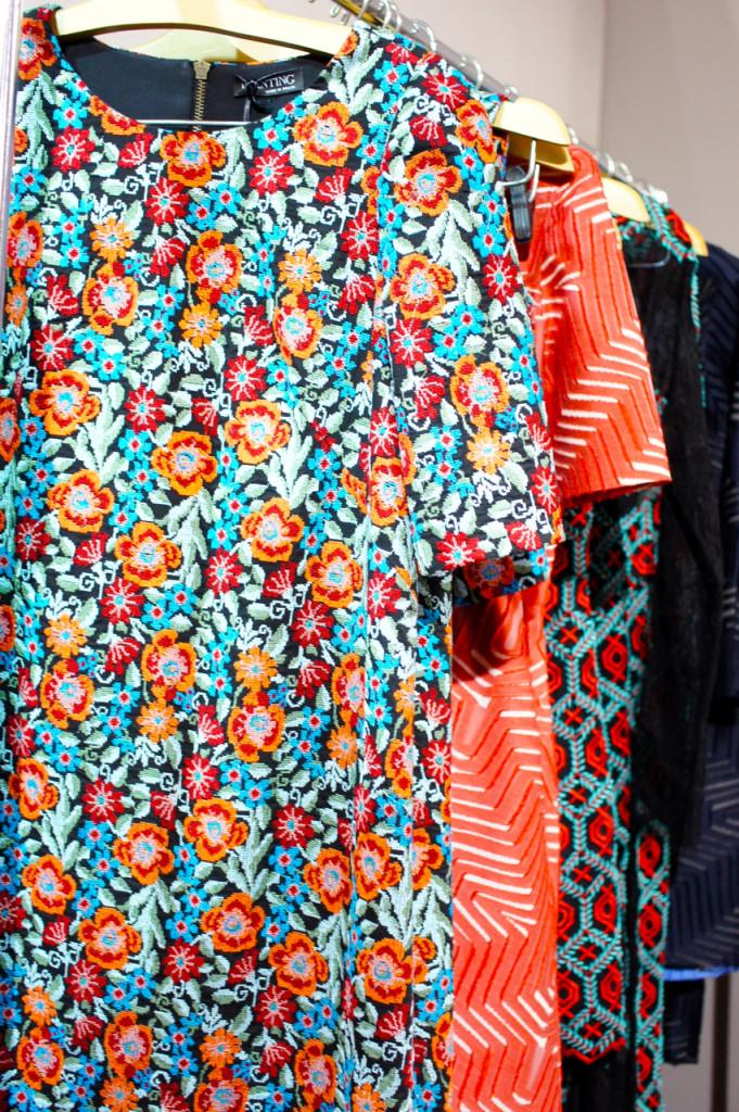A querida Printing, aquela do meu casaco preto de tirinhas, está com uma coleção linda e colorida com tecidos deslumbrantes!!