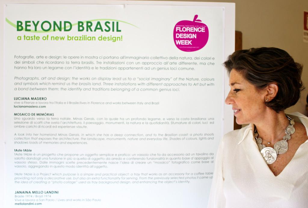 A parte brasileira conta com três artistas.