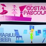 B de Bem-vindas!!  Costanza e Marilu!!!!