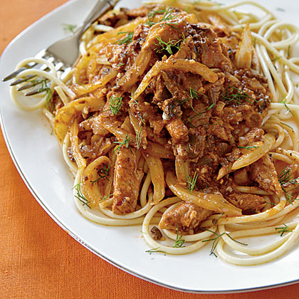 spaghetti sardinha