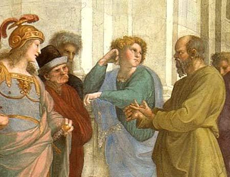Alexandre e Sócrates