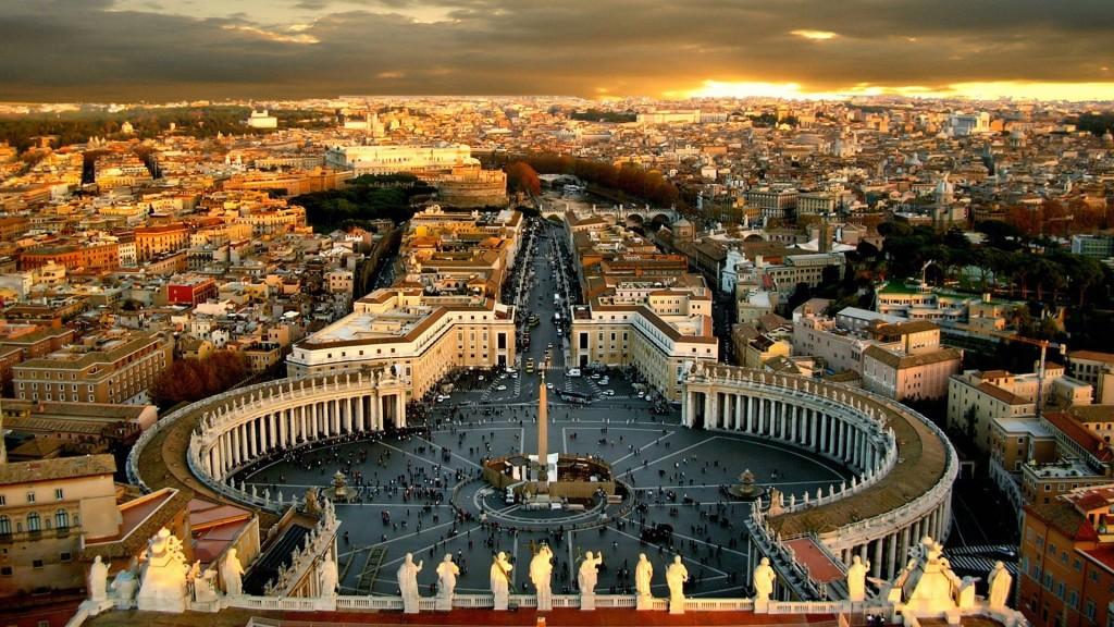 Para ilustrar esse Post, nada mais apropriado que prestar minha singela homenagem à bela e gloriosa cidade que acaba de comemorar 2.676 anos (21 de abril) e que tão amorosamente, nos acolhe, ROMA.