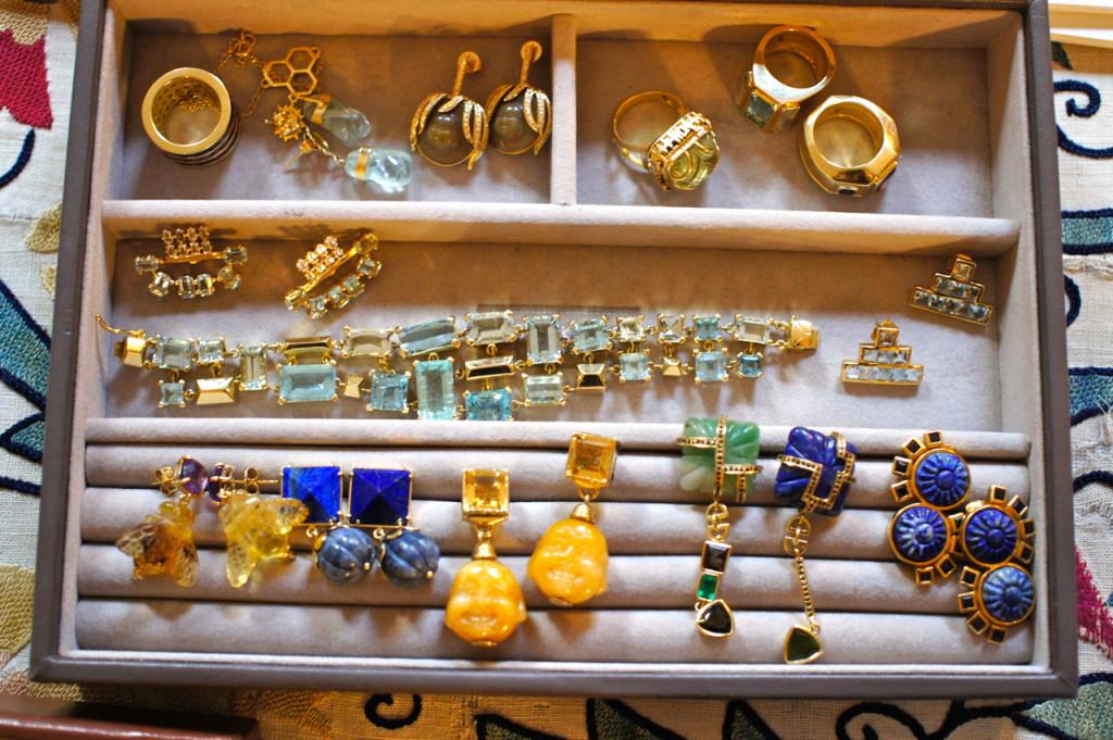 ... e coleção!  O high end em ouro maciço e...