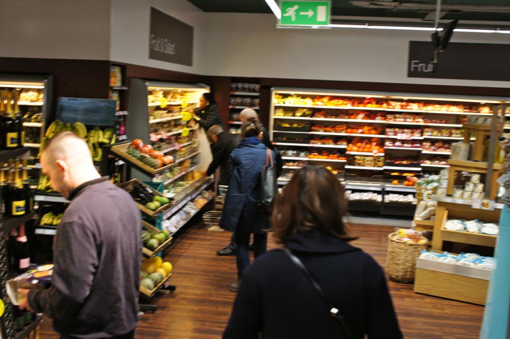 Supermercado mini M&S