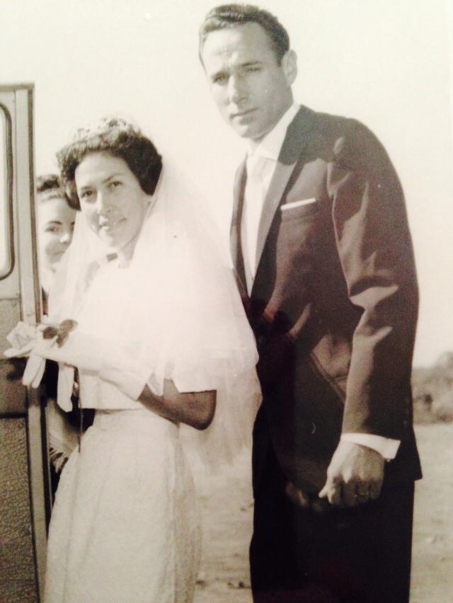 Dia 06/06/64 , Papai comemorou 83 anos de vida e 50 anos de dedicação, carinho, amor e cuidado dedicados a Ela, sua amada.