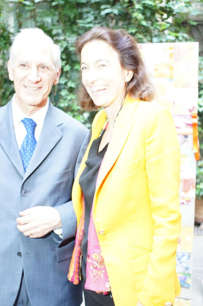 Laudomia Pucci, CEO da marca e filha de Emilio.