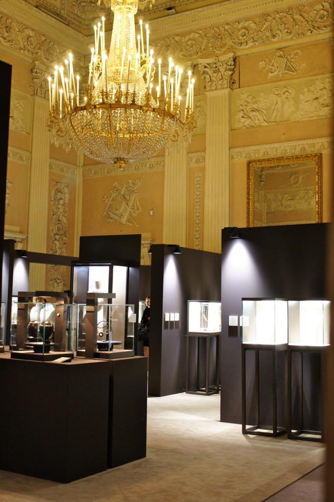 A exposição de Damiani no Palazzo Pitti